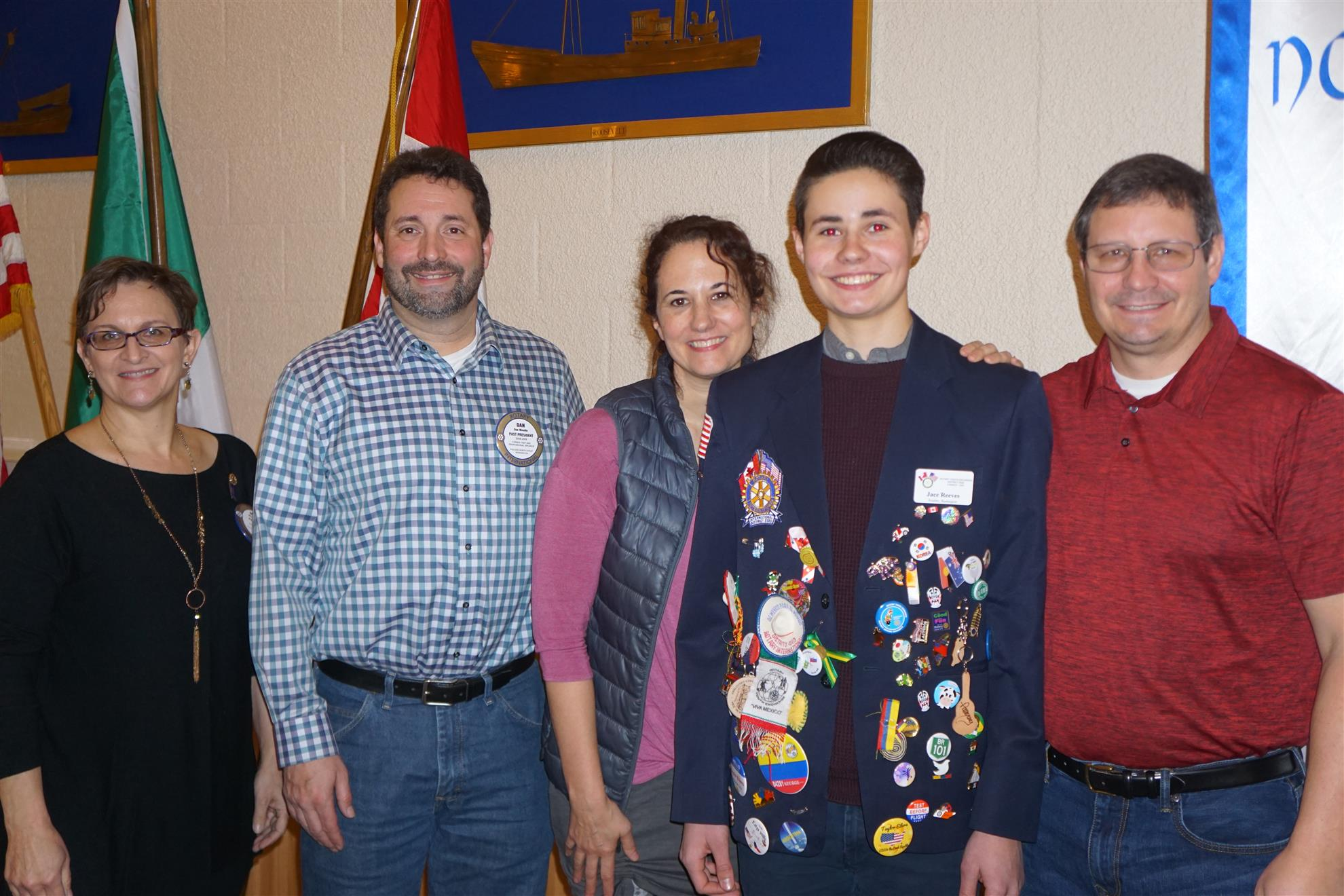 Jace Reeves shares his Rotary Exchange Experience in the Czech Republic