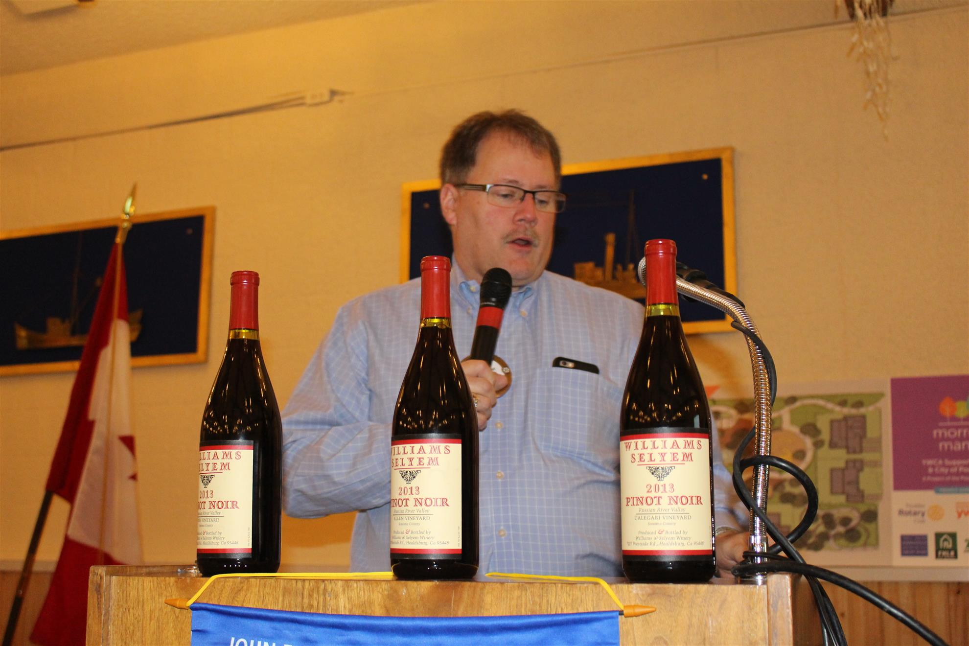 Todd Tidball Auctions more Wine