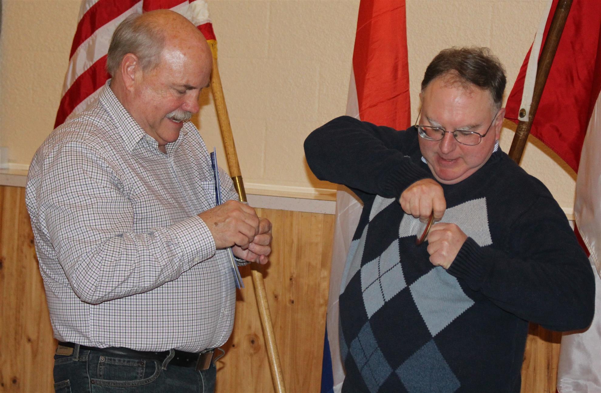 New Rotarian: Tony Smallbeck