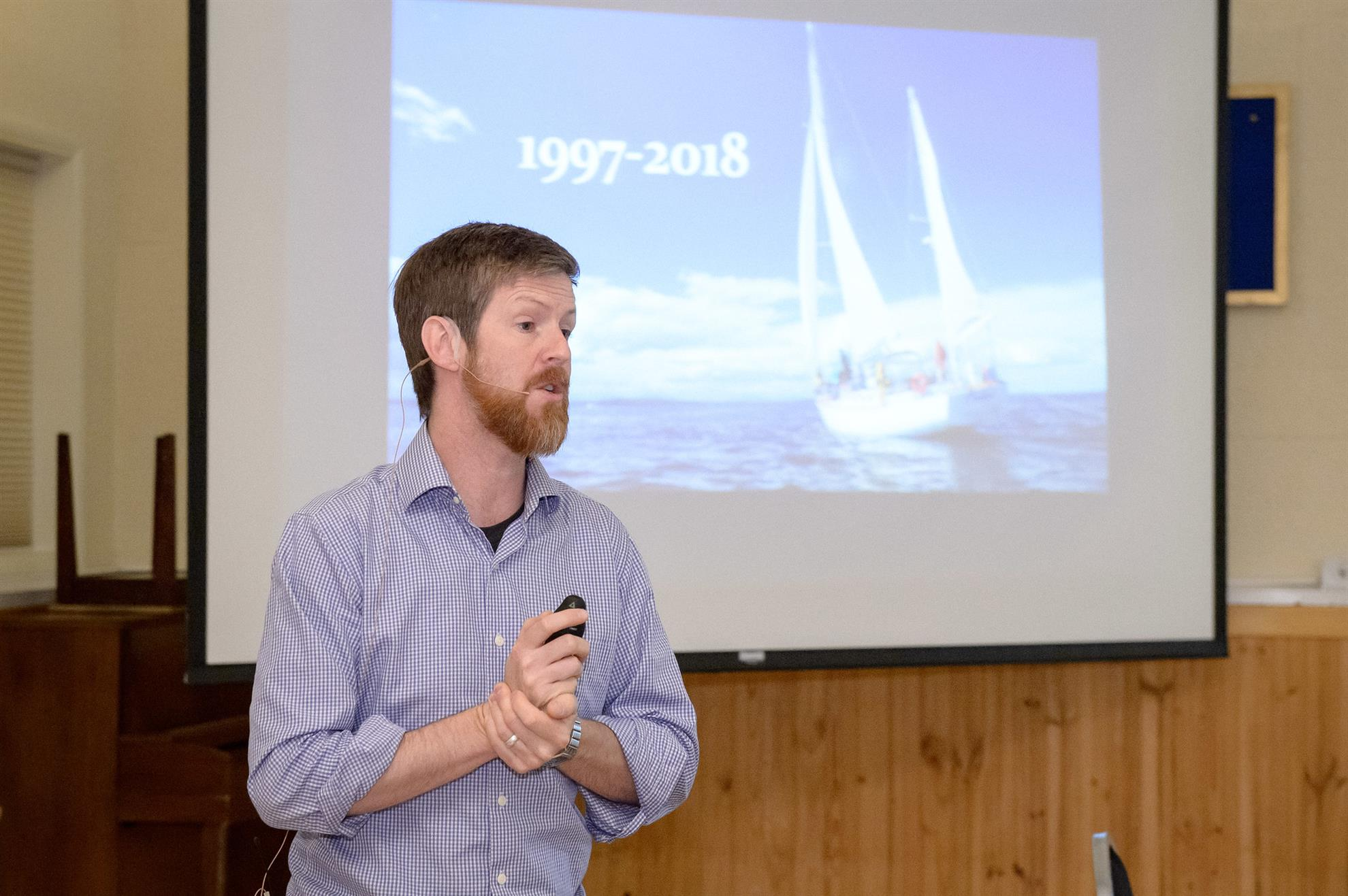 Presentation: Seth Muir, of Salish Sea Expeditions