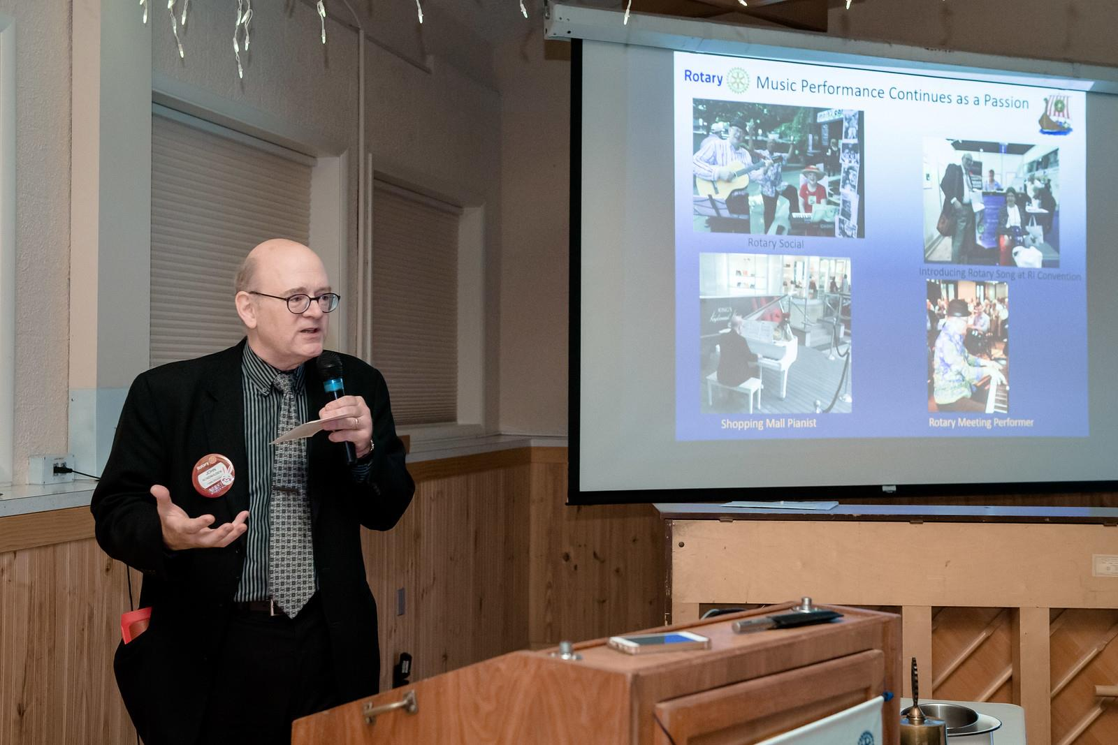 New Member Talk, John Ackenhusen