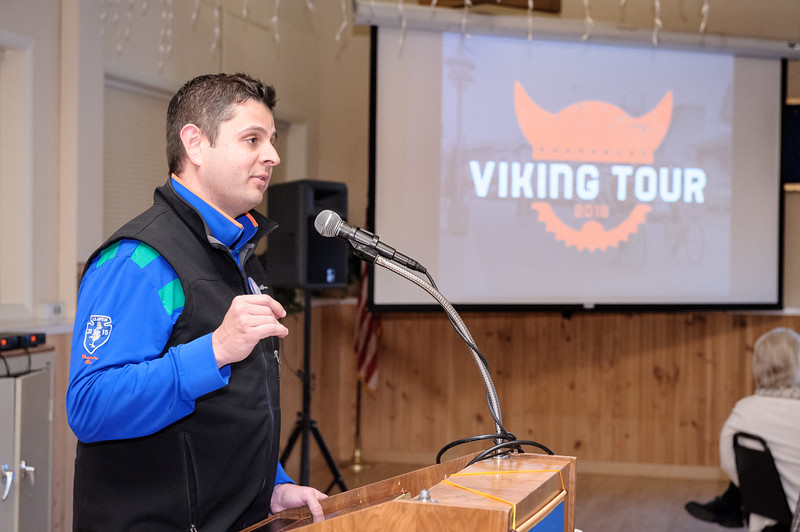 Viking Tour May 11th