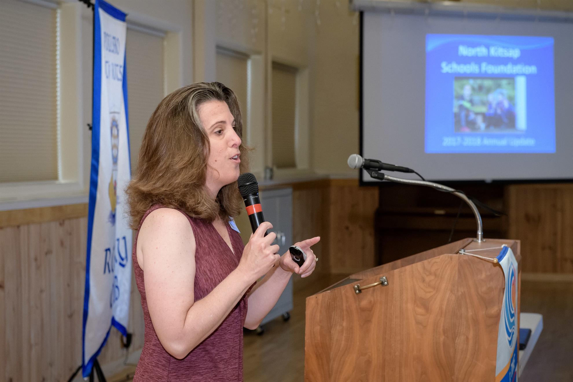 Shannon Singleton - North Kitsap Schools Foundation