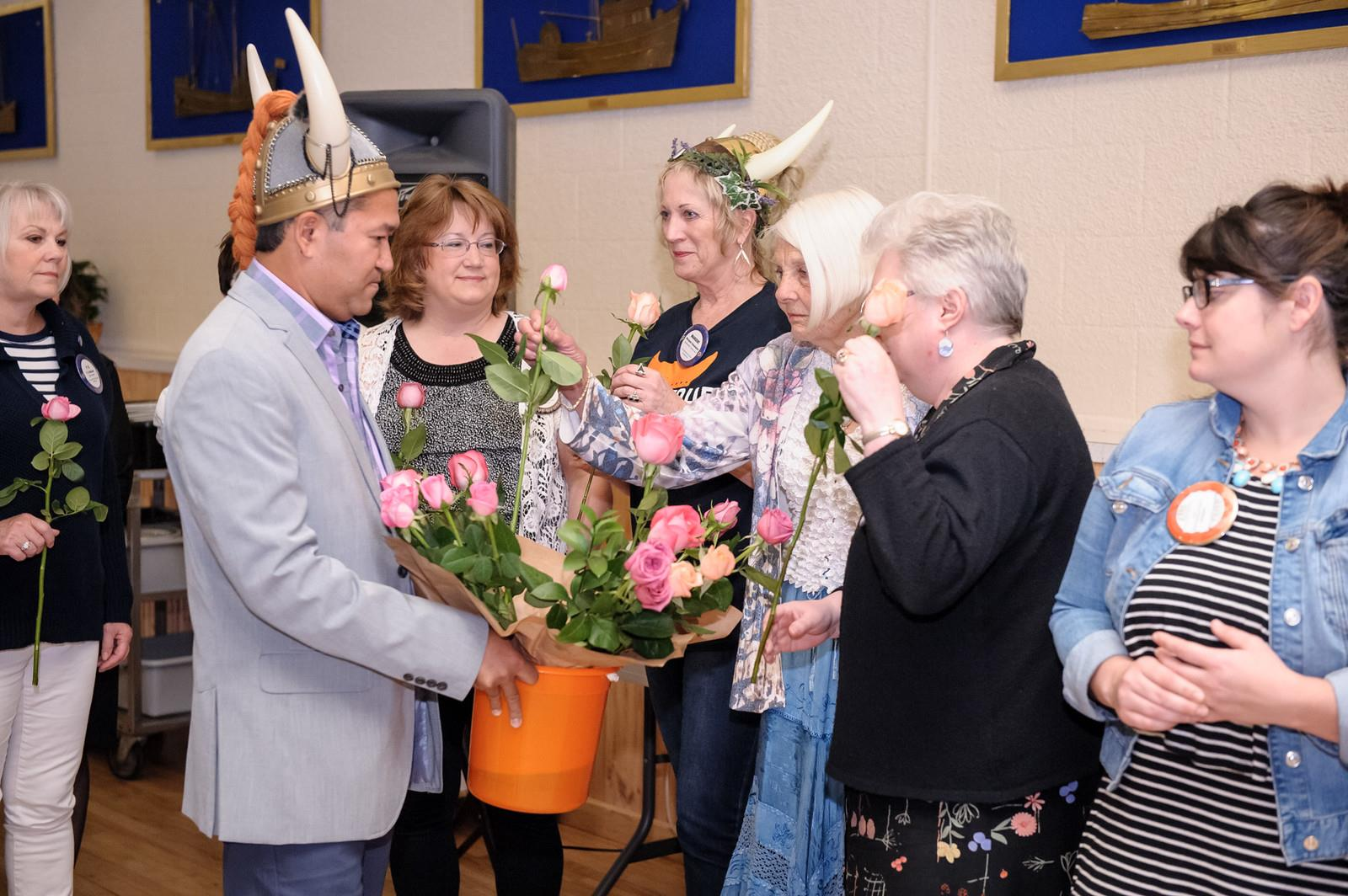 Poulsbo Rotary celebrates Mother's Day
