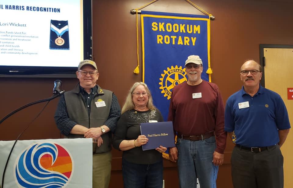 Stories | Rotary Club of Shelton Skookum