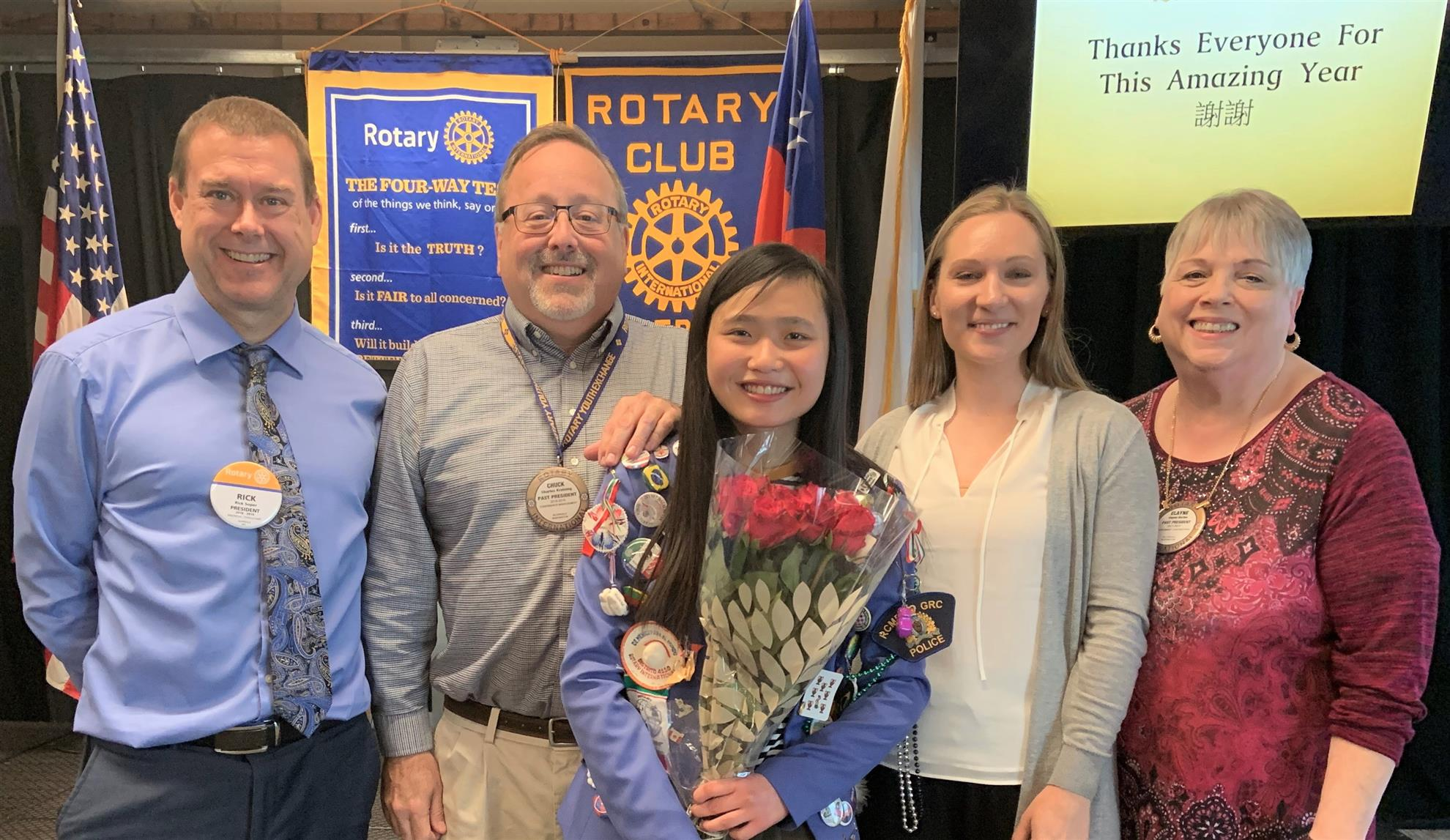 Stories | Rotary Club of Silverdale