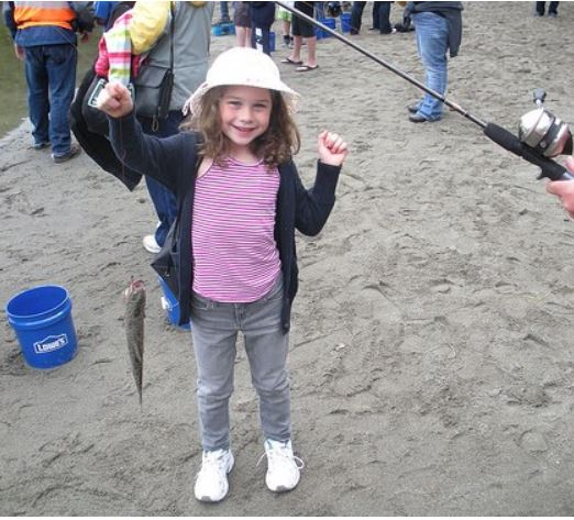 Home page rotary club of silverdale for Kids fishing net