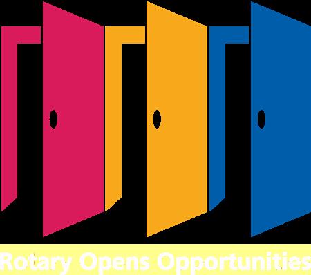 Burnaby Rotary logo