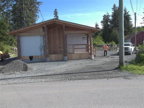 Kwakiuti Library Project