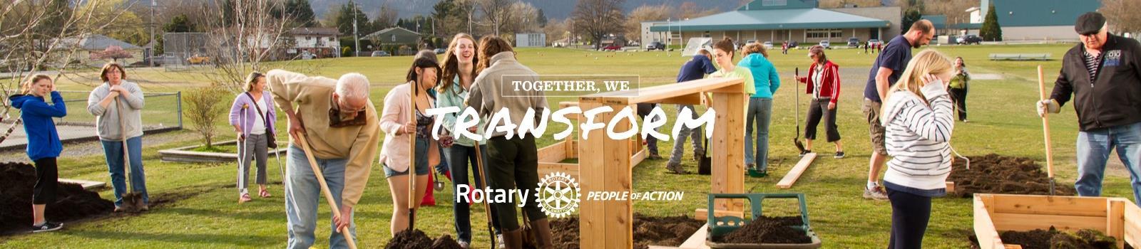 We Transform