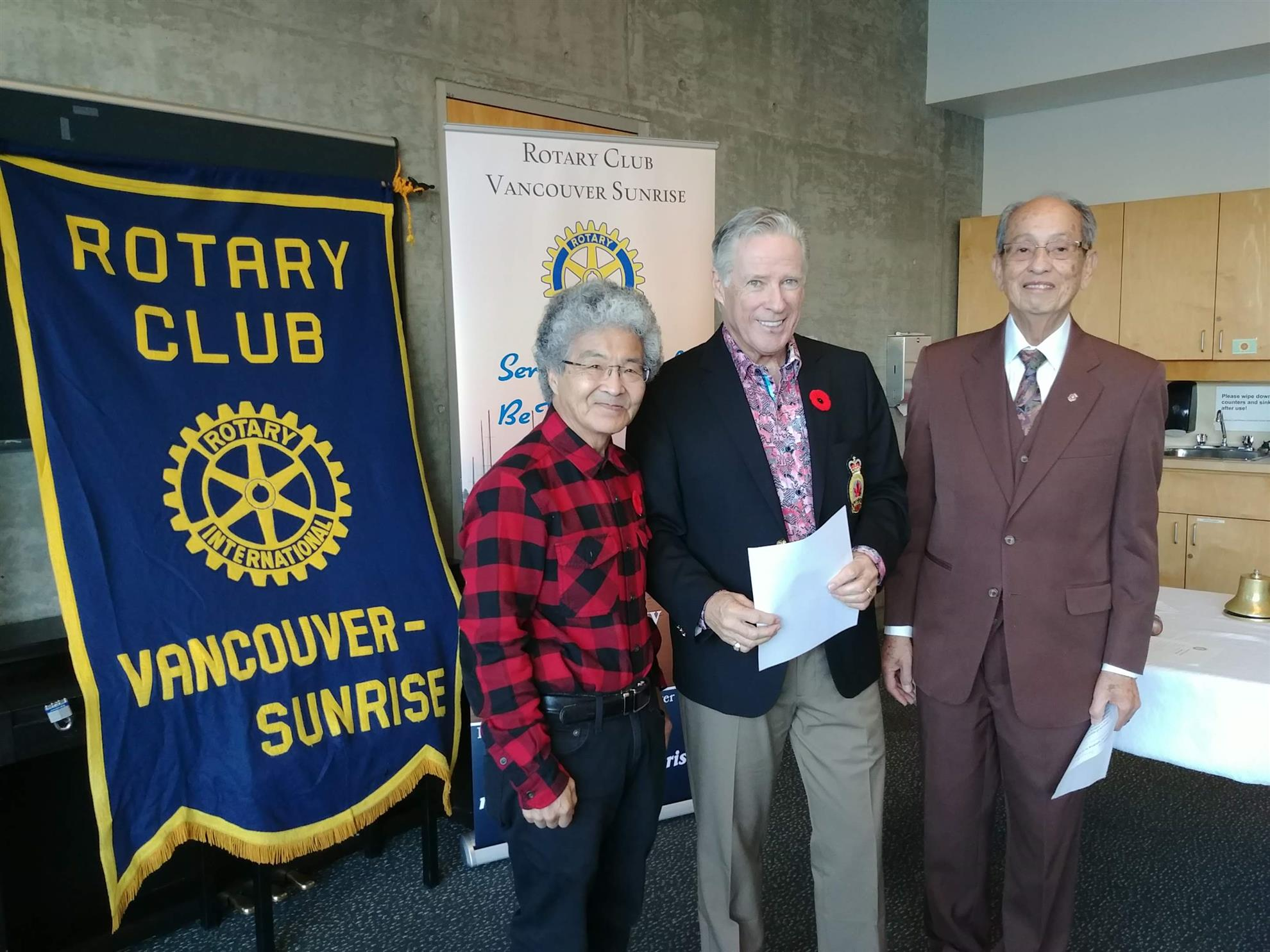 Home Page | Rotary Club of Vancouver Sunrise