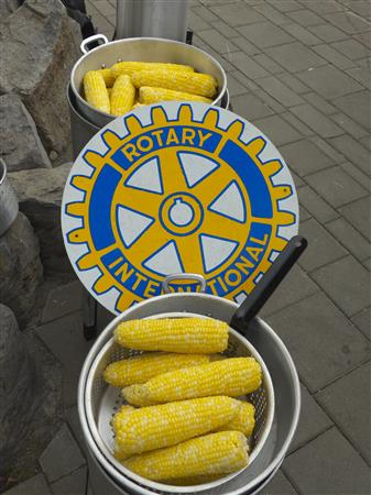 Annual Labour Day Corn Roast