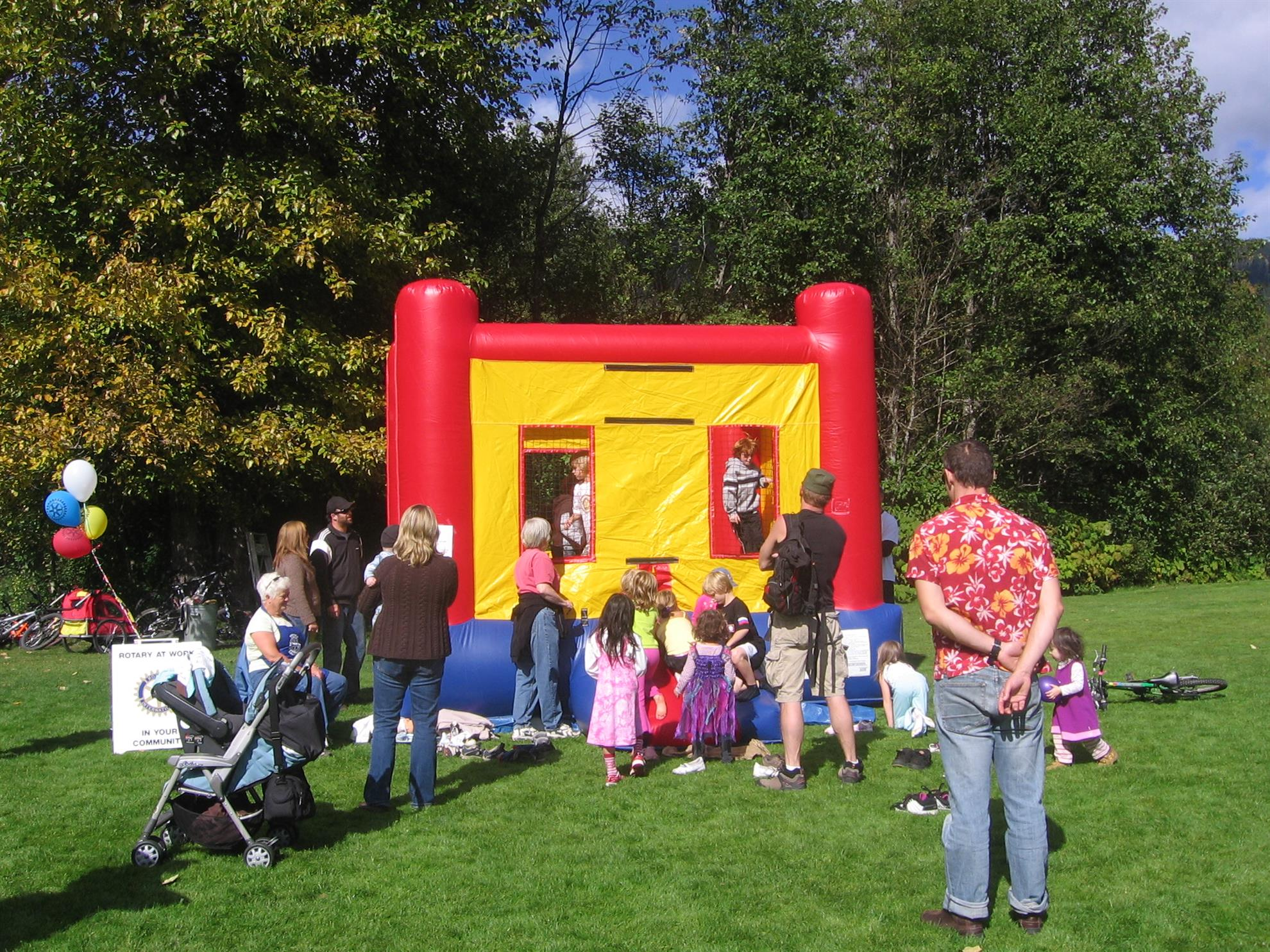 Rotary Family Fun Day - 2007,2008,2009,2010