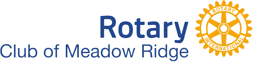 Meadow Ridge Rotary logo