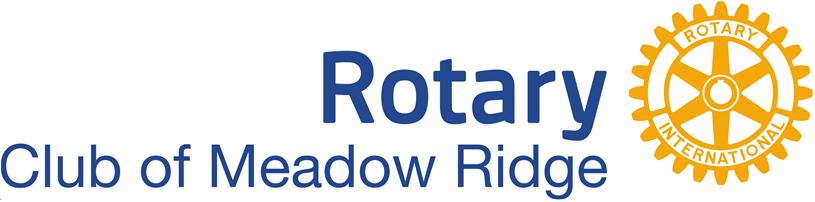 Meadow Ridge Rotary logo
