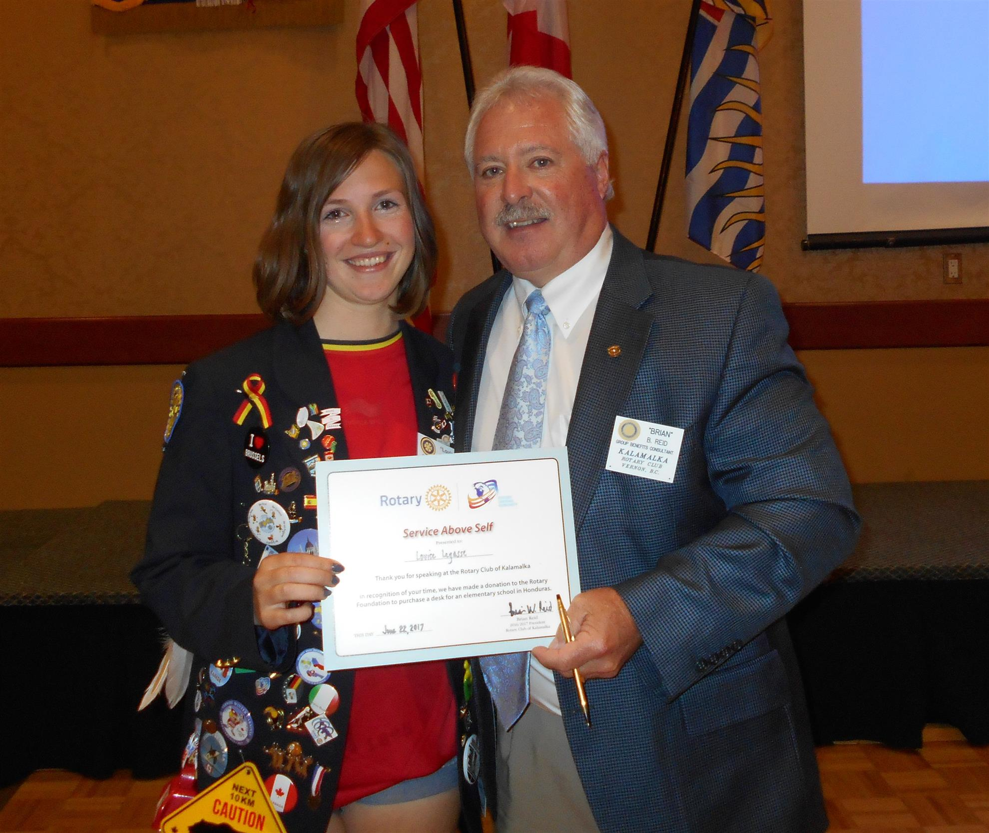 Stories | Rotary Club of Kalamalka (Vernon)