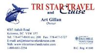 Tri Star Travel and Cruise