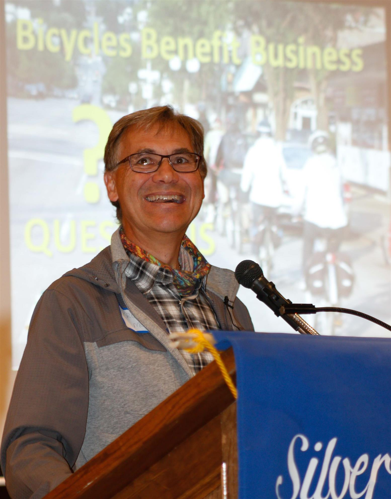 Bicycles Benefit Business