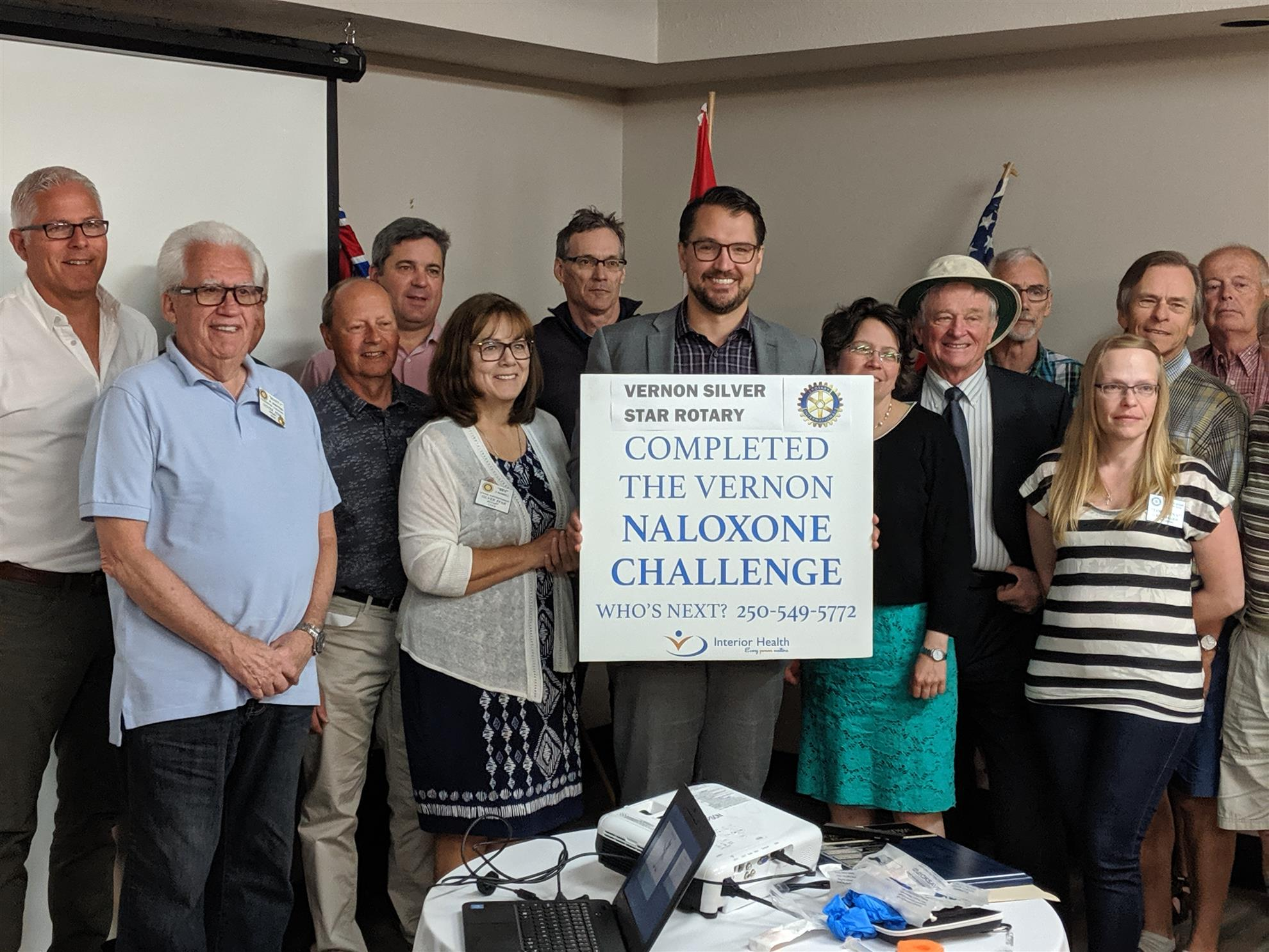 Stories   Rotary Club of Vernon Silver Star