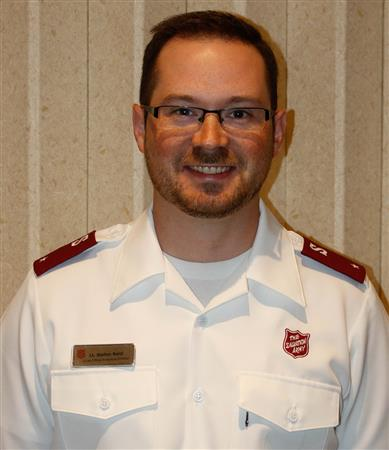 e64d3d7120aa7 Club member Lt. Stefan Reid explained his recent absence, saying he  recently returned from a Salvation Army assignment to disaster relief, ...