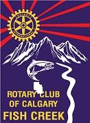 Calgary Fish Creek logo
