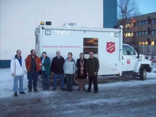 Salvation Army Crew