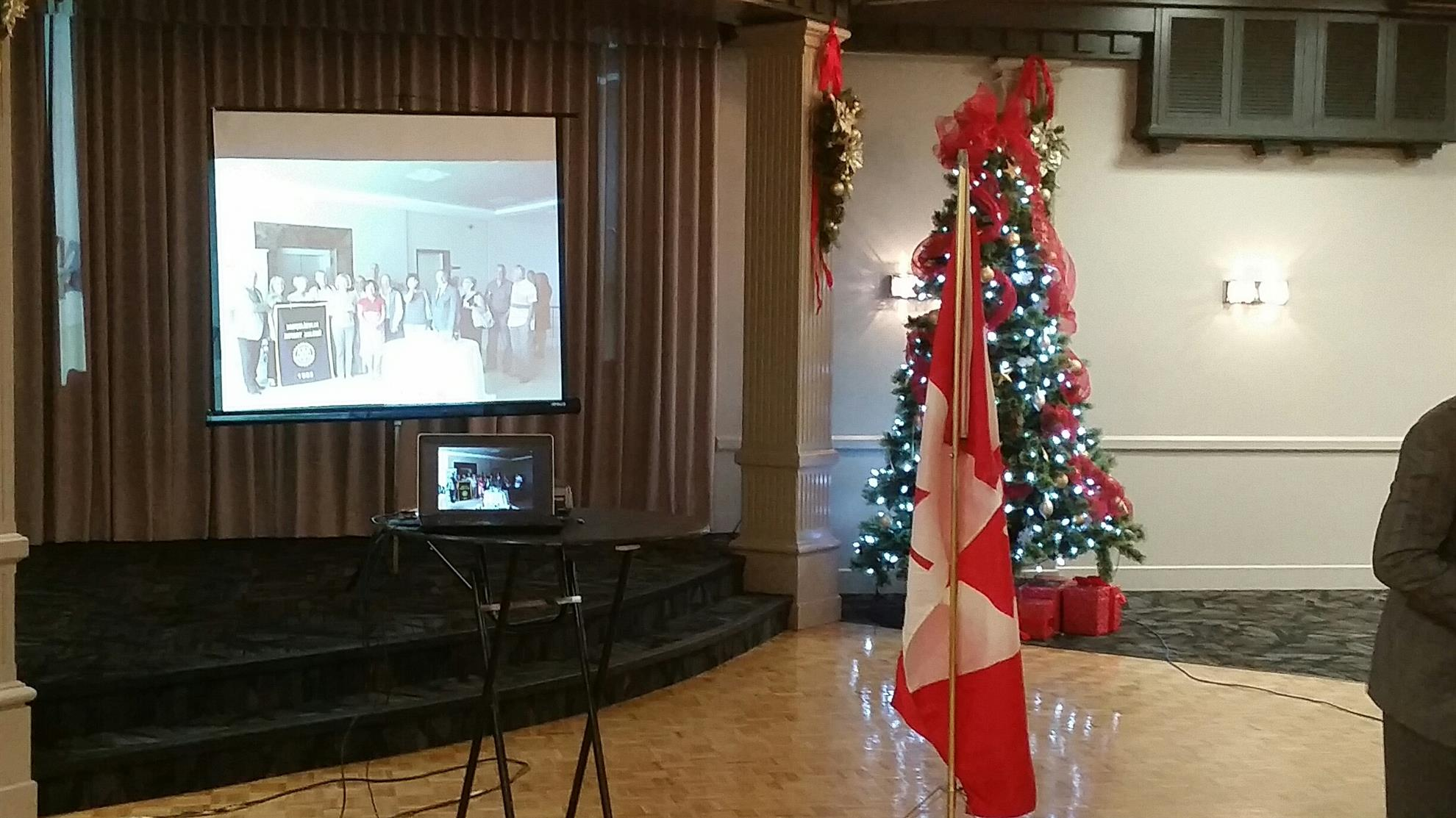 the tiller november 28 2016 nov 30 2016 a slide show of rotary club of calgary north past history of events and members was on display through out the meeting