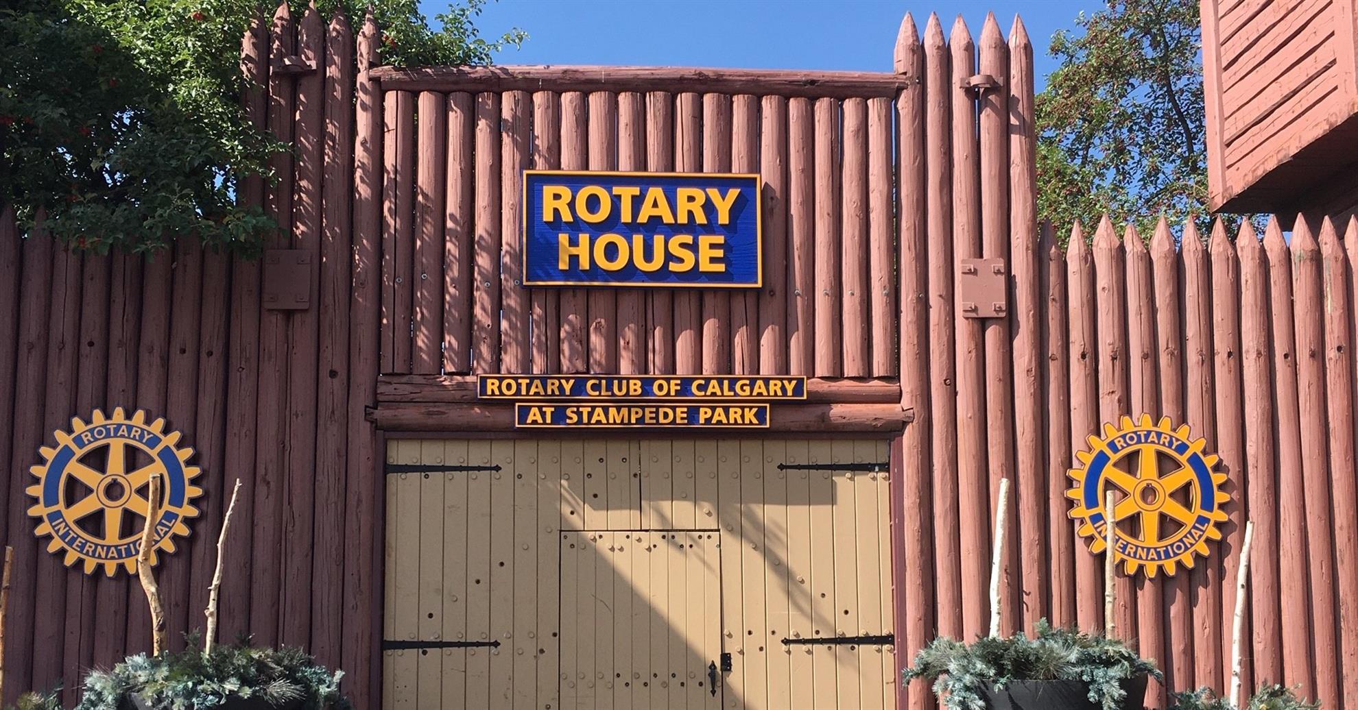 Rotary House