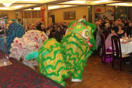 2019 Larry Kwong Memorial Chinese New Year Dinner | Rotary