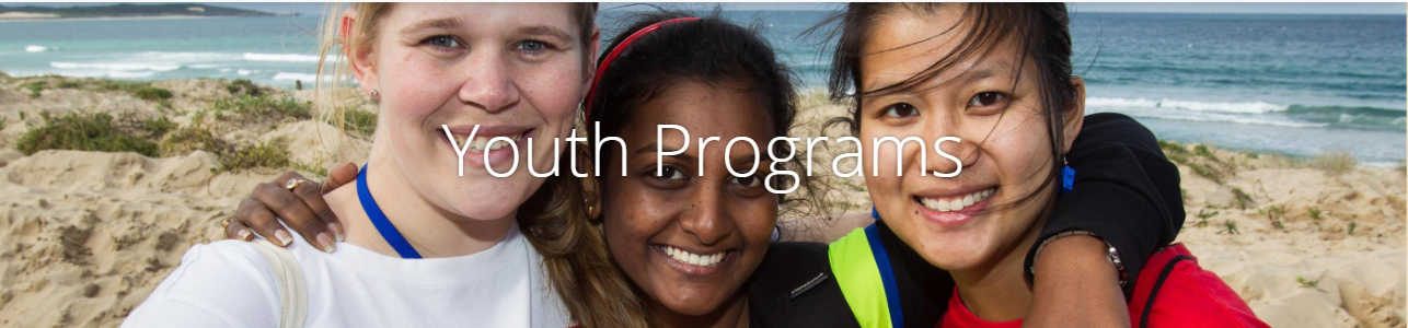Youth Programs Banner