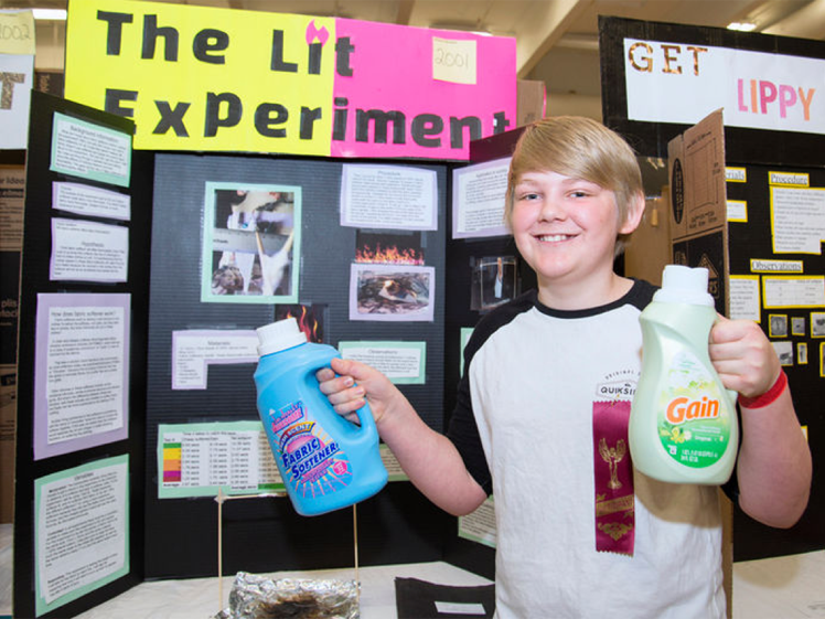 Canadian Rockies Regional Science Fair