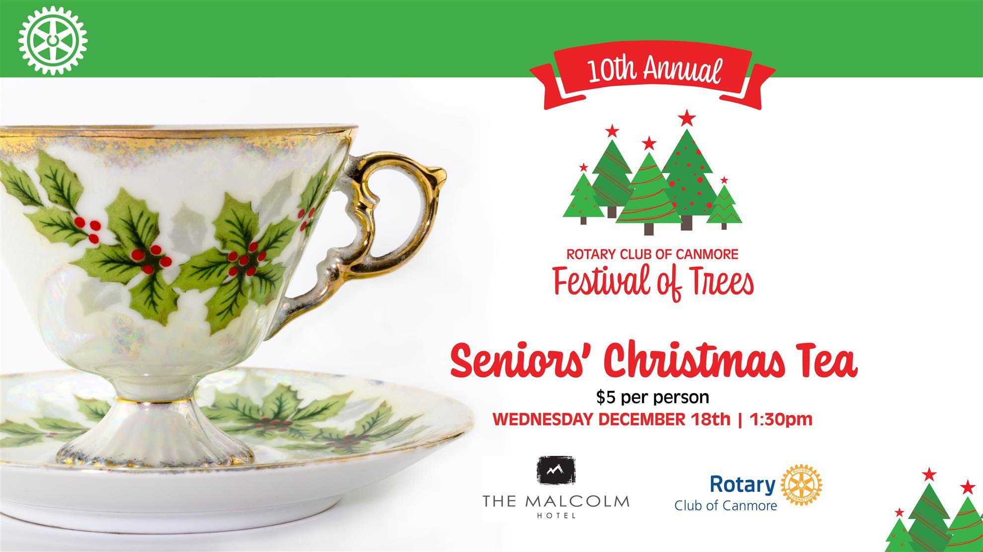 Rotary Seniors' Tea