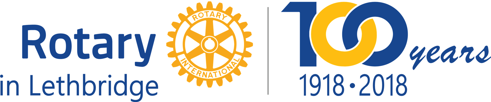 Rotary Club of Lethbridge est. 1918 Monday's @ Noon   The Lethbridge Lodge 320 Scenic Dr S  Lethbridge, AB