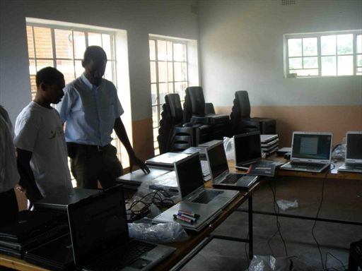 Laptops in Malawi