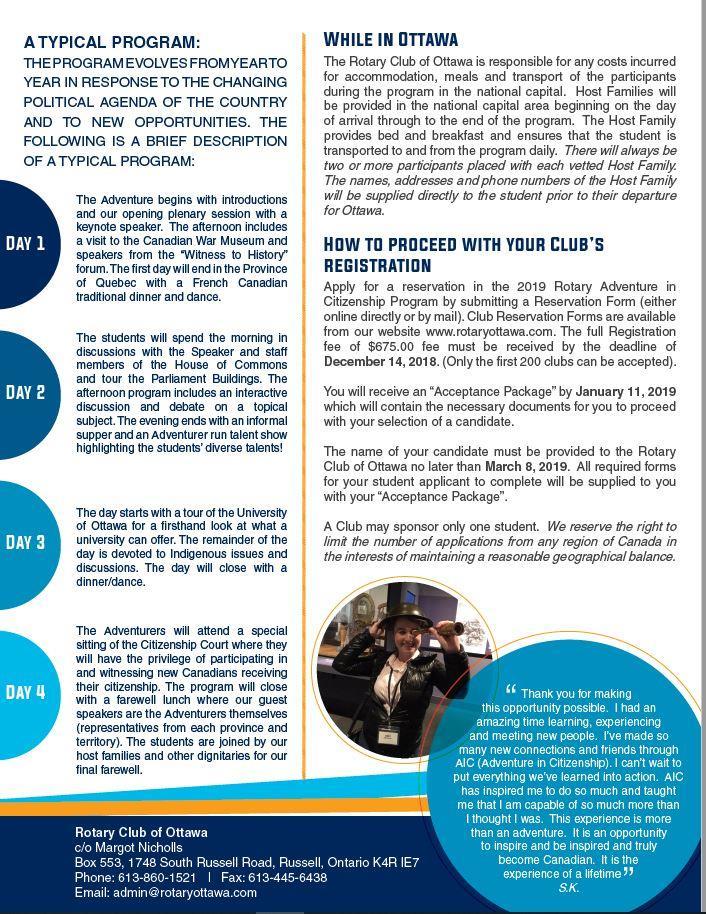 Home Page | Rotary Club of Brandon