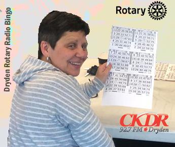 Dryden Rotary Radio Bingo