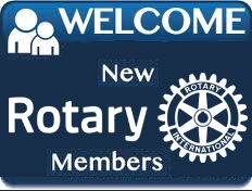 Club Inducts Five New Members Rotary Club Of Dryden