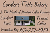Comfort Table Bakery