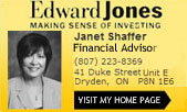 Edward Jones- Janet Shaffer