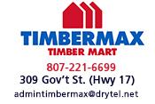 Timbermax Dryden