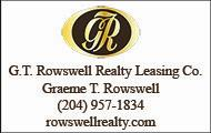 G. T. Rowswell Realty Leasing Co.