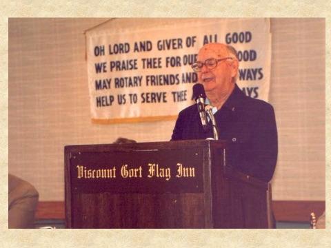 Annual Clint Fogg Christmas Party | Rotary Club of Winnipeg West
