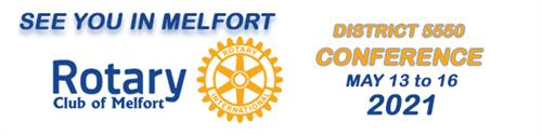 2021 Rotary District Conference