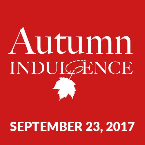 Autumn Indulgence 2017