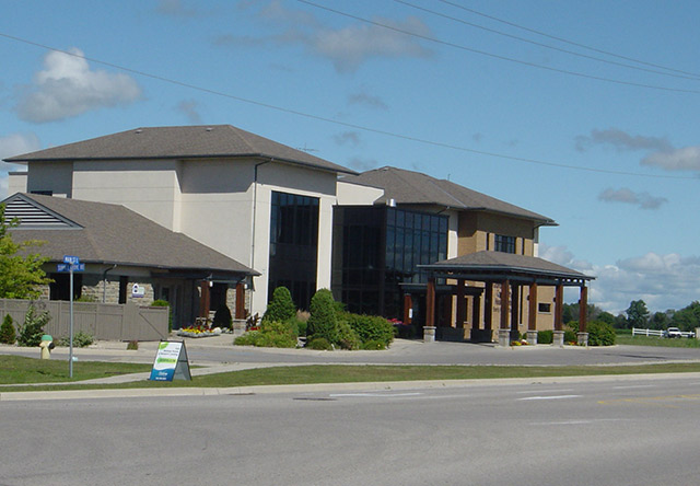 GRAND BEND MEDICAL AND COMMUNITY CENTRES