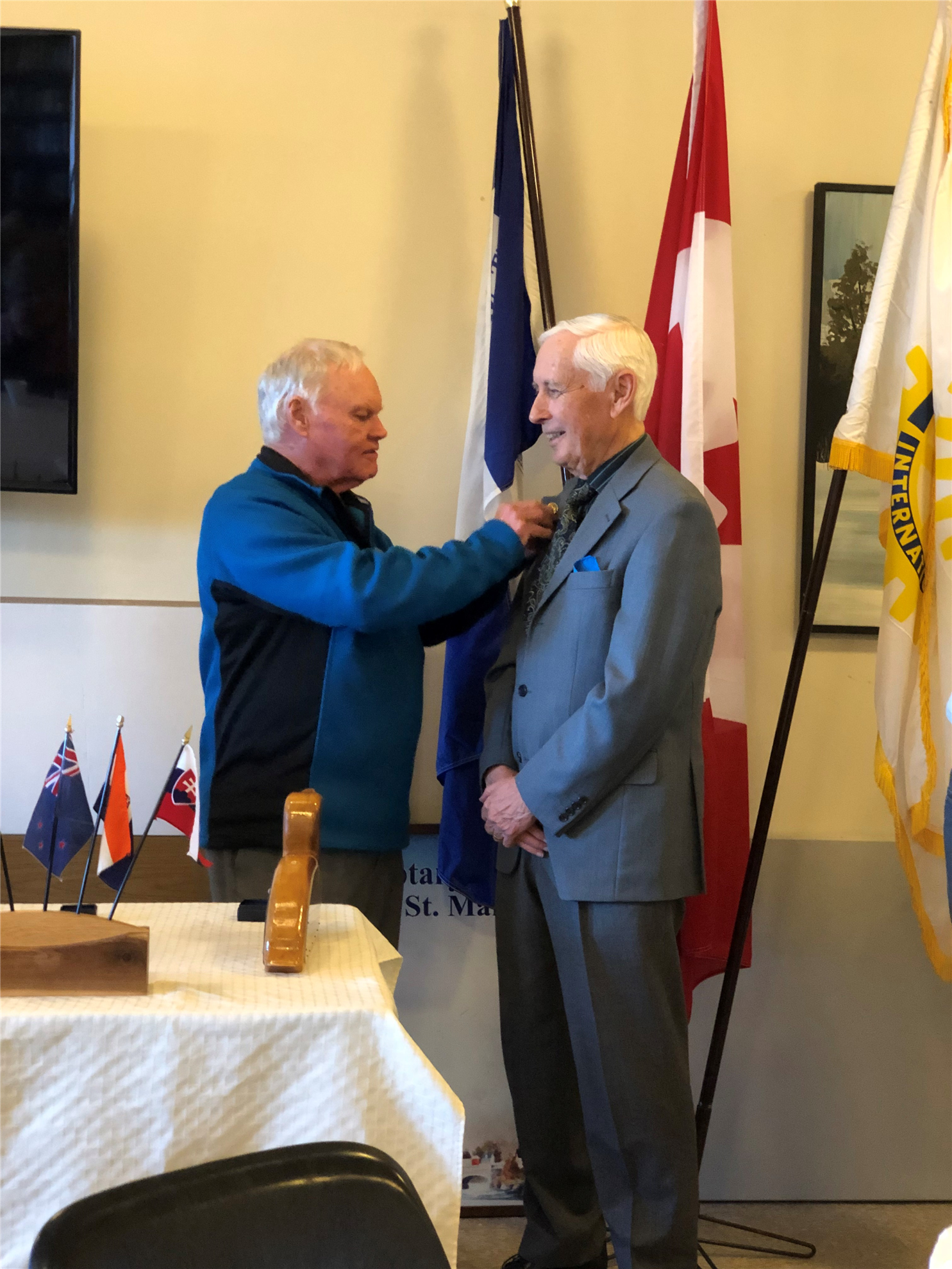 PH presentations 8April 2019 | Rotary Club of St  Marys