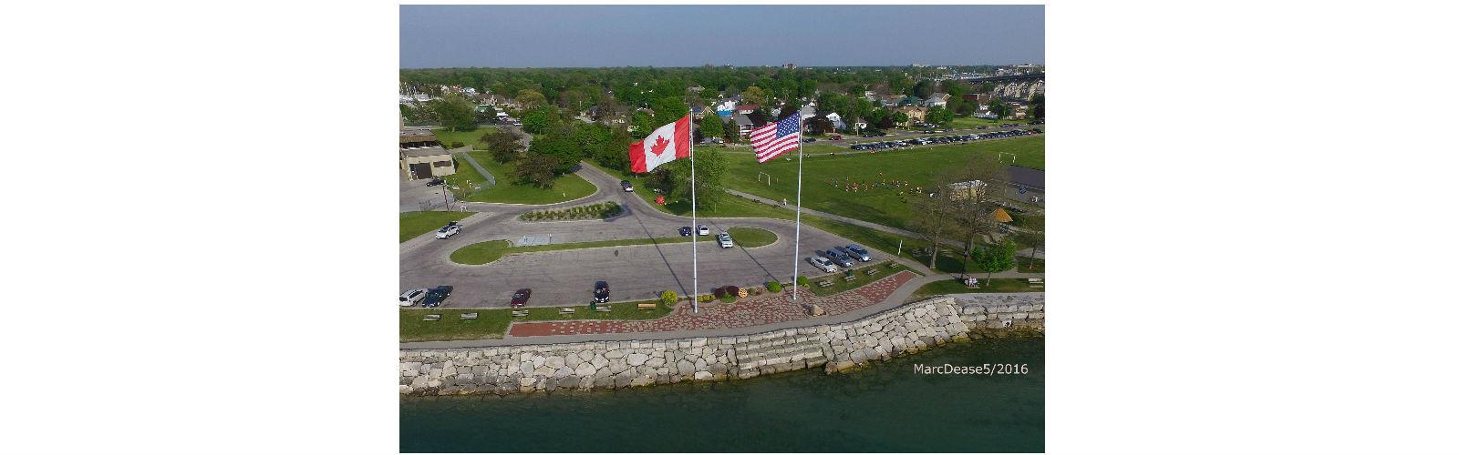 Rotary Flag Plaza