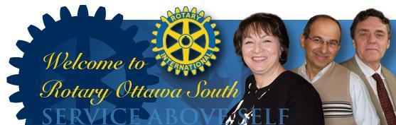 Rotary Ottawa South welcomes you!