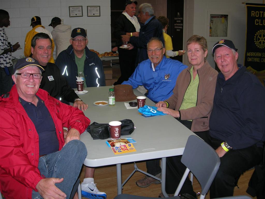 Bowmanville Rotarians
