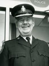 Past President Dan McDougall